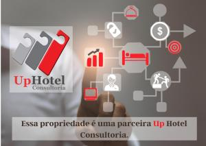 A planta de Hotel Estrela do Sul - Metro Praça da Arvore - 5KM Aeroporto Congonhas