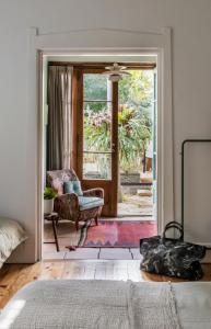 A seating area at Bondi Beach House