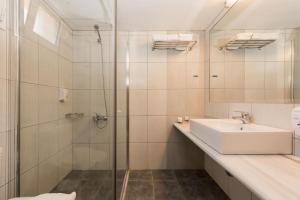 A bathroom at Louloudis Boutique Hotel & Spa