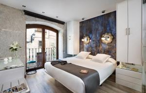 A bed or beds in a room at Francisco I