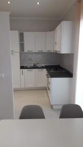 A kitchen or kitchenette at La casa di Pier