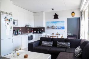 Oleskelutila majoituspaikassa Amazing Apartment Toppilansaari