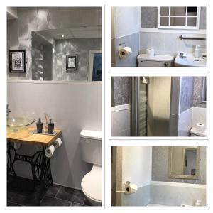 A bathroom at The Rutland