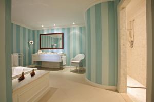 Um banheiro em The Yeatman