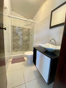 Um banheiro em VOA Che Buzios