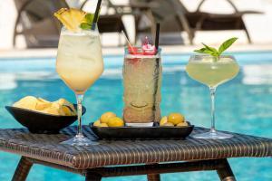 Drinks at Hotel Delle Rose