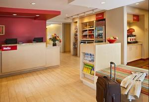 The lobby or reception area at TownePlace Suites by Marriott Beaumont Port Arthur