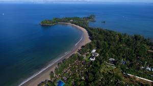 A bird's-eye view of Twin Lotus Resort and Spa - Adult only - SHA Plus