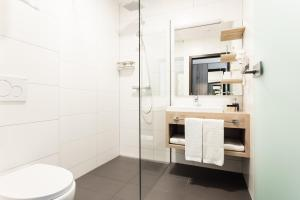A bathroom at Hotel Smart Liv'in