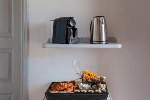 Παροχές για τσάι/καφέ στο Cochili Rooms & Apartments
