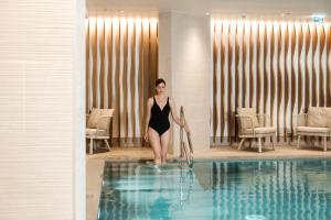 The swimming pool at or near Hyatt Regency Malta