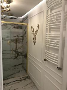 A bathroom at Oliva Enjoy the Harmony