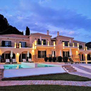 Πισίνα στο ή κοντά στο Aegean Villas