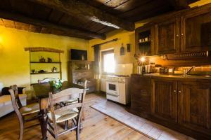 Cucina o angolo cottura di Relais Dei Cesari