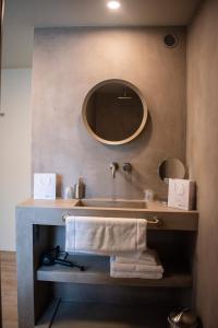 A bathroom at 4BnB Maastricht