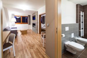 Ванная комната в Lisensky Dvur