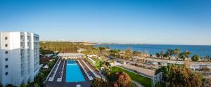 منظر المسبح في فندق سو & أكوالاند او بالجوار