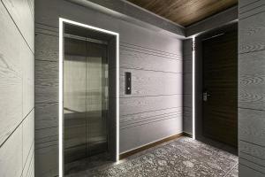 "A bathroom at Резиденция ""Жуковка"""