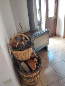 A bathroom at John' s House