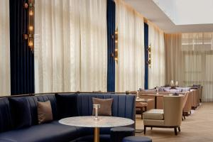 A restaurant or other place to eat at Sheraton Grand Hotel & Spa