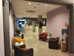 The lobby or reception area at Hotel Lory & My Wellness Spa , la SPA è aperta solo nei week-end a pagamento e su richiesta