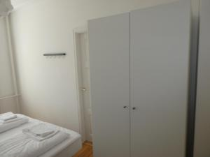A bed or beds in a room at Lillegrund