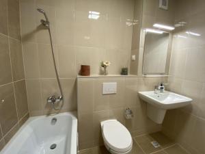 A bathroom at Adora Forest