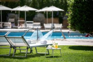 The swimming pool at or near Silva Hotel Splendid