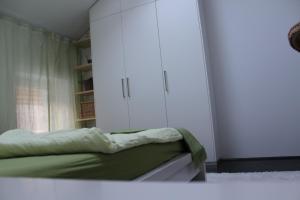 Ein Bett oder Betten in einem Zimmer der Unterkunft Carpe Diem - Bnb - Chambres d'hôtes