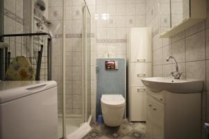 Łazienka w obiekcie Baltic Home Helios