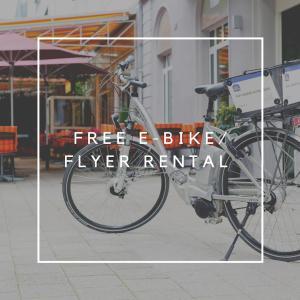 Biking at or in the surroundings of Hotel Wartmann am Bahnhof