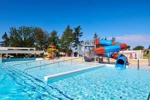 The swimming pool at or near Hotel Park Plava Laguna