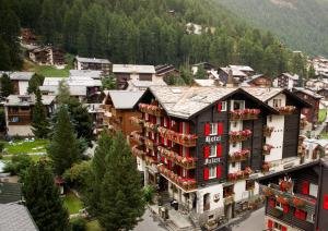 A bird's-eye view of Tradition Julen Hotel