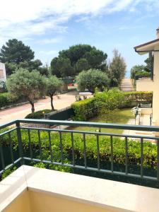 A balcony or terrace at Casa Vacanze Patrizia