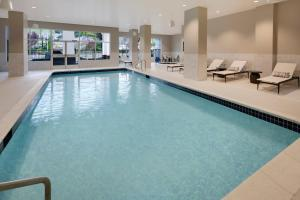 The swimming pool at or near Embassy Suites San Rafael - Marin County