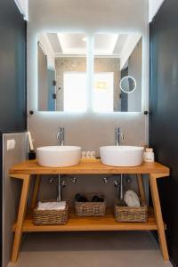 Ένα μπάνιο στο The Be House