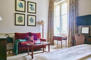 Posezení v ubytování The Bath Priory - A Relais & Chateaux Hotel
