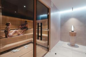 Spa and/or other wellness facilities at Alpen Resort Hotel