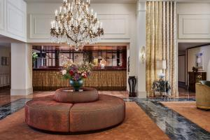 The lobby or reception area at De L'Europe Amsterdam – The Leading Hotels of the World