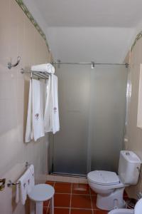 Salle de bains dans l'établissement El-Rei Dom Manuel Hotel