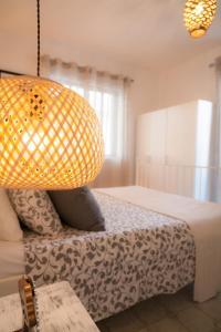 Un ou plusieurs lits dans un hébergement de l'établissement Rhodes Backpackers Boutique Hostel and Apartments