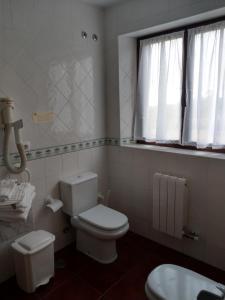 Un baño de Hotel Rural El Otero