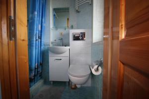 Łazienka w obiekcie DW U Wajdy