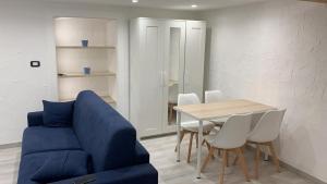 Area soggiorno di Little Dreams Apartment