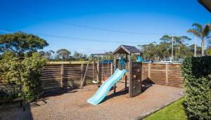 Children's play area at Surfside Merimbula Holiday Apartments