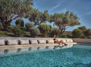 The swimming pool at or near Lesante Blu, a member of The Leading Hotels of the World - Adults Only