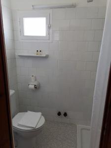 A bathroom at Hostal Pepe