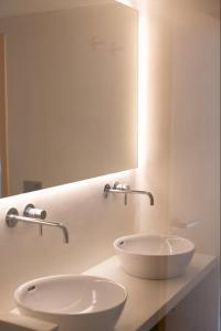 Een badkamer bij Barcarola Club