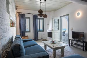 Area soggiorno di Hotel Senia - Onar Hotels Collection