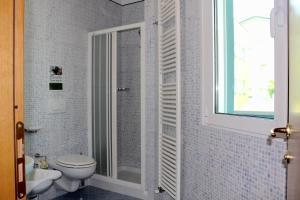 A bathroom at Hotel Jole